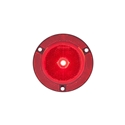 "2.5"" Round Red LED Marker/Clearance Lights"