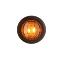 "3/4"" Round Amber LED Marker/Clearance Lights"