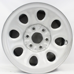 Steel and Aluminum Truck Wheels
