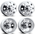 Ford F350 Dual Rear Wheel