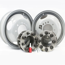 Dodge Dual Wheel Adapters