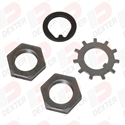 Spindle Nuts & Washer Kits