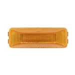 Amber Thin Line Sealed LED Marker/Clearance Light