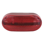 Red Mini Marker/Clearance Light