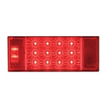 "Miro-Flex Waterproof Over 80"" Combination LED Tail Light Passenger Side"