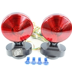 Optronics Heavy Duty Towing Lights with Carrying Case 4 Way Plug