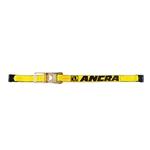 Ancra 48987-90-27 3 x 27 X-Treme Ratchet Strap with Flat Hooks