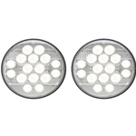 DOT Compliant High/Low Beam Sealed LED Headlamp Pair