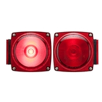 ONE™ LED Series Combination Driver Side w/ LED license & Passenger Side Tail Light