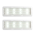 Opti-Brite ™  LED Dome Light Pair