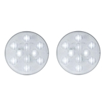 "4"" Round Sealed DOT LED Back-Up Light Pair"