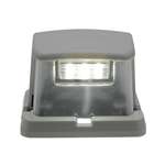 LED Low Profile License Light Stud Mount