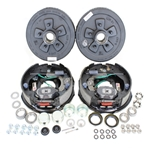 "Dexter 5-4.5"" Bolt Circle 3,500 lbs. Trailer Axle Electric Brake Kit"