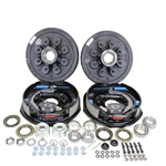 "Dexter 8-6.5"" Bolt Circle 7,000 lbs. Trailer Axle Electric Brake Kit"