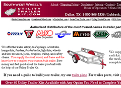 TRAILER KITS FROM UTILITYTRAILERKIT.COM